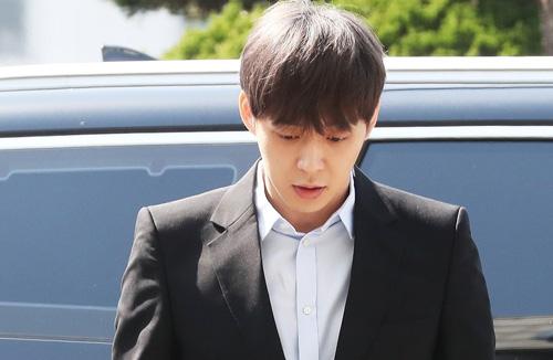 Ca sĩ kiêm diễn viên Park Yoo Chun.