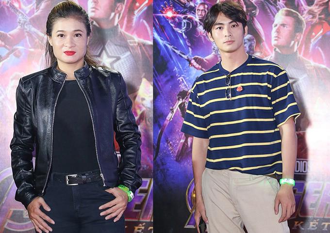 Cầu thủ Quang Hải và dàn sao dự công chiếu 'Avengers: Endgame'