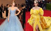 Những bộ váy đẹp nhất lịch sử Met Gala
