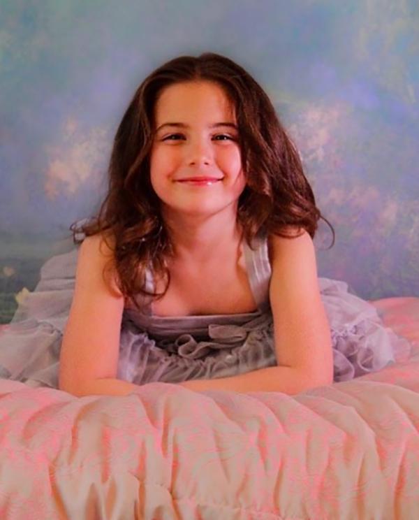 'Thiên thần' sáu tuổi đóng bom tấn Marvel