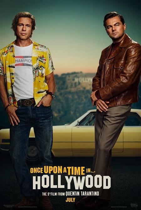 Tác phẩm là lần đầu Brad Pitt và Leonardo DiCaprio đóng chung phim điện ảnh.