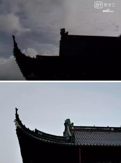 Xem ảnh, vẫn cảm nhận được không khí trang nghiêm, linh thiêng như năm nào, nhà quay phim Vương Sùng Thu chia sẻ.