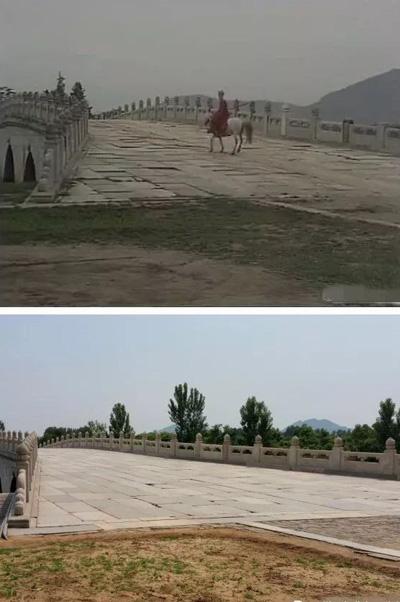 Hơn 30 năm, cảnh vật nơi đây không thay đổi nhiều, ông Vương Sùng Thu nhận xét.