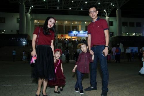 20 năm bên nhau của Ốc Thanh Vân và chồng