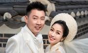 20 năm bên nhau của 'Ốc' Thanh Vân và chồng