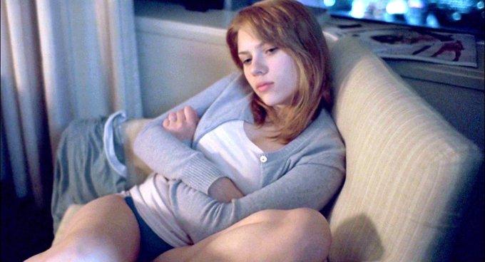 Nhan sắc Scarlett Johansson thời tuổi teen