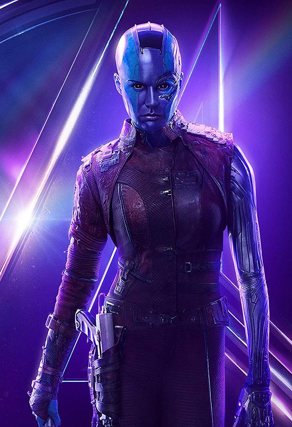 Nhan sắc diễn viên đóng dị nhân 'Avengers: Endgame'