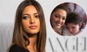 Em gái của Hoa hậu Hoàn vũ 2017 mất ở tuổi 13