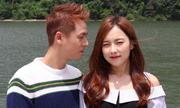 Đăng Khôi diễn xuất cùng diễn viên Hàn kém 13 tuổi