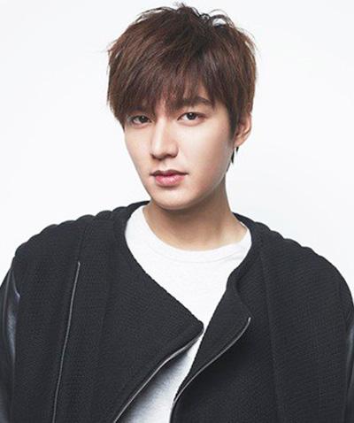 Diễn viên Lee Min Ho.