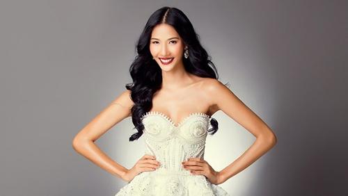 Hoàng Thùy đại diện Việt Nam tại Miss Universe vào cuối năm.