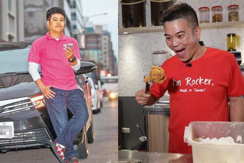 Mã Quốc Tất lái taxi, làm thêm ở tiệm gà rán kiếm tiền trả nợ.