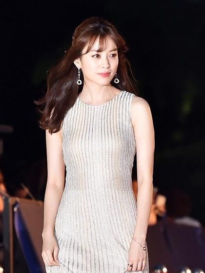 Diễn viên Han Hyo Joo - được mệnh danh Mỹ nhân cười đẹp nhất Hàn Quốc.