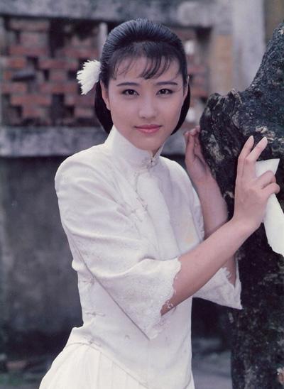 Tạo hình của nữ diễn viên trong Mạt đại hoàng tôn.