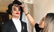 Khuôn mặt bảy con mắt ở Met Gala mất 5 tiếng thực hiện