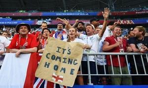 'Three Lions' - ca khúc ăn mừng của fan bóng đá Anh