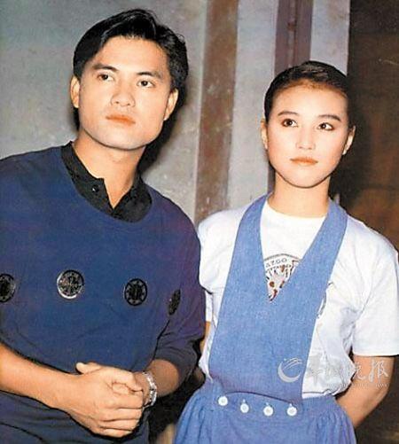 Châu Hải My và Lữ Lương Vỹ.