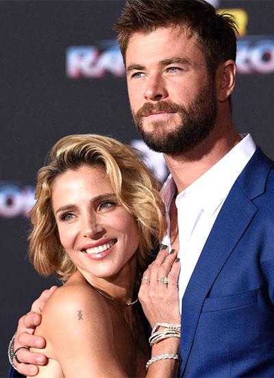 Thần sấm Chris Hemsworth và cuộc tình với vợ kém bảy tuổi - 2