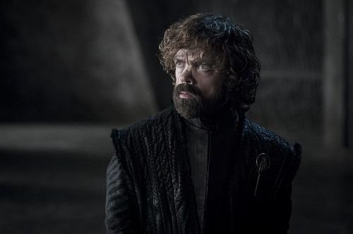 Sau khi Varys bị xử tử, Tyrion là mưu sĩ thân cận nhất của Mẹ Rồng.