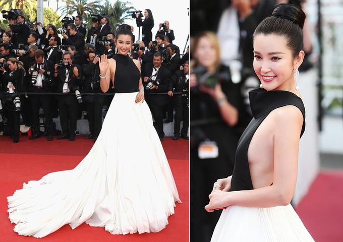 Sao châu Á mặc gợi cảm qua các kỳ LHP Cannes