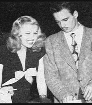 Doris Day và người chồng thứ hai. Ảnh: The Enchanted Manor.