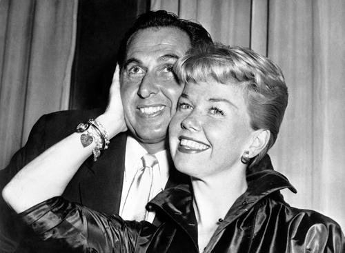 Doris từng có những năm tháng hạnh phúc bên Marty. Ảnh: AP.