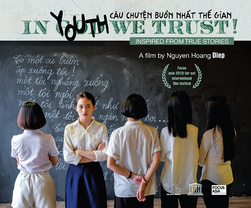 Câu chuyện buồn nhất thế gian - dự án điện ảnh thứ hai của đạo diễn Nguyễn Hoàng Điệp.