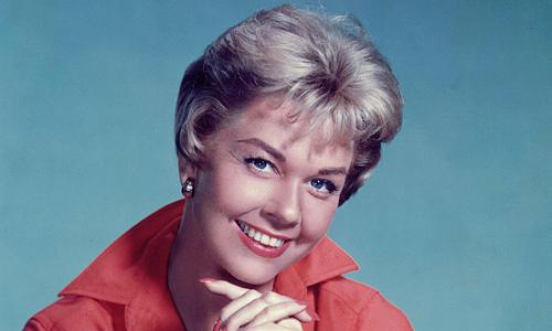 Ca sĩ, diễn viên Doris Day khi còn trẻ.