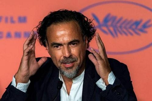 Alejandro Iñárritu là đạo diễn Mexico đầu tiên tham gia liên hoan phim Cannes trong thời tổng thống Trump. Ảnh: AFP.