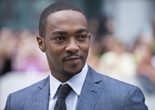 Anthony Mackie góp mặt trong phần mới của series ăn khách Black Mirror. Ảnh: AP.