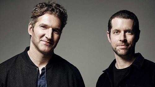 Hai nhà biên kịch David Benioff (trái) và D. B. Weiss bị người hâm mộ Game of Thrones chỉ trích. Ảnh: Happy Magazine.