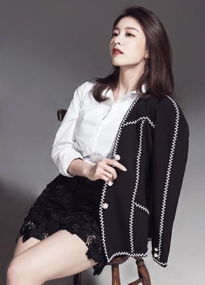 Jo Eun Jung - bạn gái kém 17 tuổi của tài tử So Ji Sub - 8