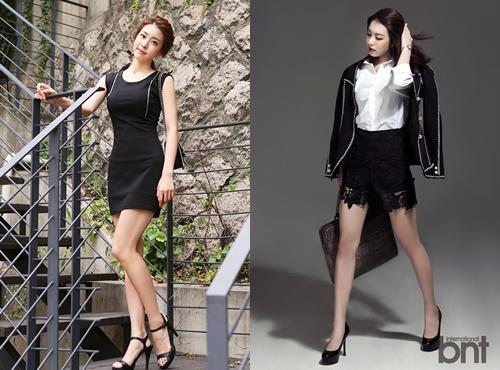 Jo Eun Jung - bạn gái kém 17 tuổi của tài tử So Ji Sub - 6