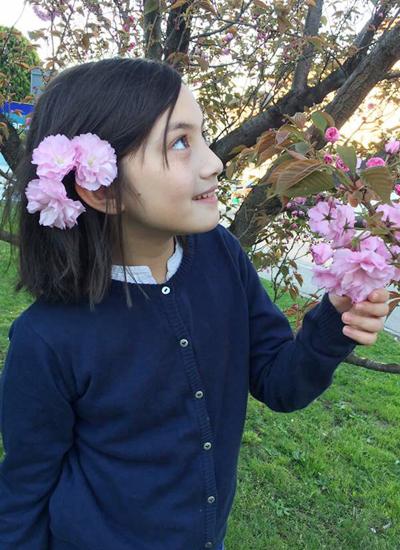 Con gái lai Tây gần 13 tuổi của diễn viên Người đàn bà yêu đuối - 5