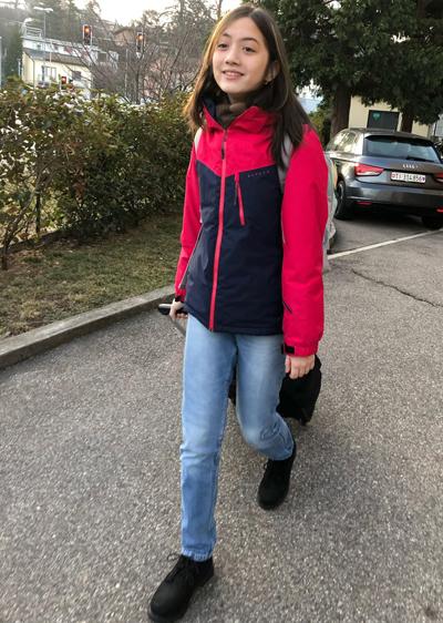 Con gái lai Tây gần 13 tuổi của diễn viên Người đàn bà yêu đuối - 7