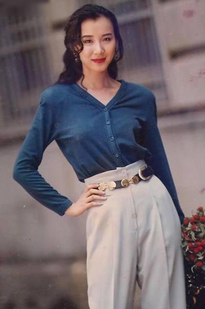 Sắc vóc tuổi 51 của Đệ nhất mỹ nữ Đài Loan thập niên 1990 - 6