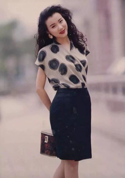 Sắc vóc tuổi 51 của Đệ nhất mỹ nữ Đài Loan thập niên 1990 - 7