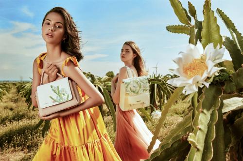 Khách có cơ hội trúng thưởng giá trị khi mua sắm các sản phẩm trong BST mới của Vascara.