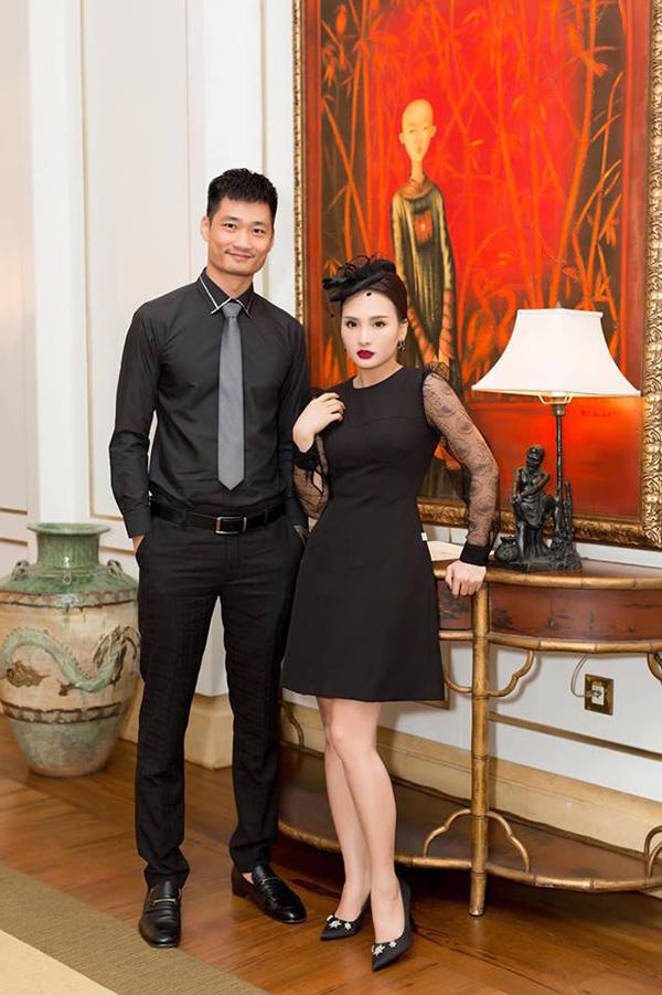 Những lần sánh đôi ở sự kiện của vợ chồng Bảo Thanh