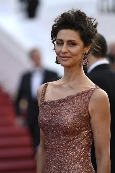 Diễn viên Maria Fernanda Candido.