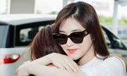 Hương Tràm chia tay fan sang Mỹ du học