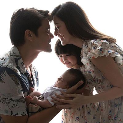 Mỹ nhân đẹp nhất Philippines cảm thấy viên mãn khi làm mẹ - 1