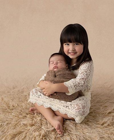 Mỹ nhân đẹp nhất Philippines cảm thấy viên mãn khi làm mẹ - 3