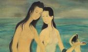 Hai tranh khỏa thân của Lê Phổ bán đấu giá hơn 1,9 triệu USD