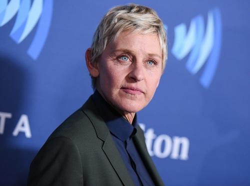 Người dẫn chương trình Ellen DeGeneres. Ảnh: AP.
