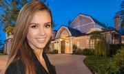 Tổ ấm 10 triệu USD của vợ chồng Jessica Alba và ba con