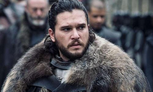 Kit Harington trong vai Jon Snow. Ảnh: HBO.
