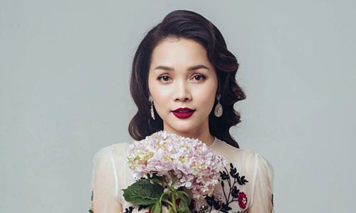 Ca sĩ Đoàn Thúy Trang.