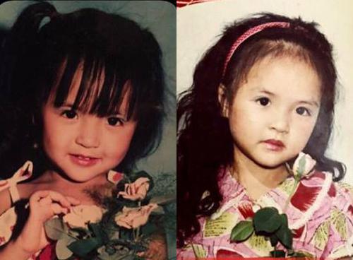 Thu Quỳnh sinh năm 1988 ở Hà Nội, trong gia đình có truyền thống nghệ thuật. Bố cô là diễn viên múa, mẹ là diễn viên của Đoàn Kịch Quân đội. Thuở ba, bốn tuổi, diễn viên có gương mặt bầu bĩnh, mắt to, để tóc dài.