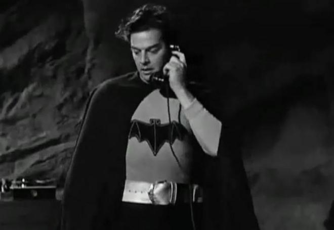 Các tài tử từng đóng Batman